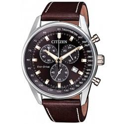 Comprare Orologio da Uomo Citizen Crono Eco-Drive AT2396-19X