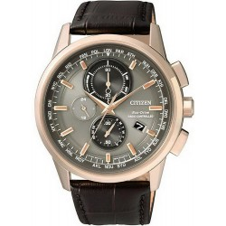 Orologio da Uomo Citizen Radiocontrollato H804 Crono Evolution 5 AT8113-12H