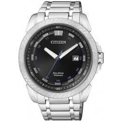 Orologio da Uomo Citizen Super Titanium Eco Drive AW1330-56E