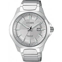 Orologio da Uomo Citizen Super Titanium Eco-Drive AW1540-53A