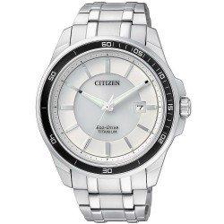 Orologio da Uomo Citizen Super Titanium Eco Drive BM6920-51A