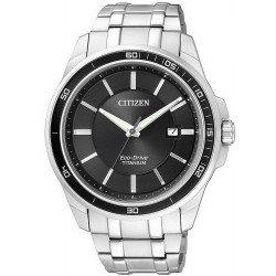 Orologio da Uomo Citizen Super Titanium Eco Drive BM6920-51E