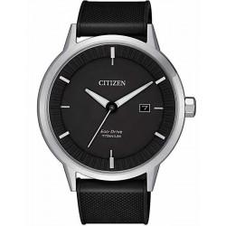 Orologio da Uomo Citizen Super Titanium Eco Drive BM7420-15E