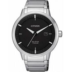 Orologio da Uomo Citizen Super Titanium Eco-Drive BM7420-82E
