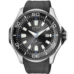Orologio da Uomo Citizen Promaster Diver's Eco-Drive 300M BN0085-01E