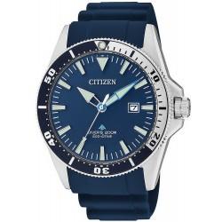 Orologio da Uomo Citizen Promaster Diver's Eco-Drive 200M BN0100-34L