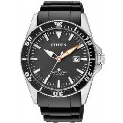 Orologio da Uomo Citizen Promaster Diver's Eco-Drive 200M BN0100-42E