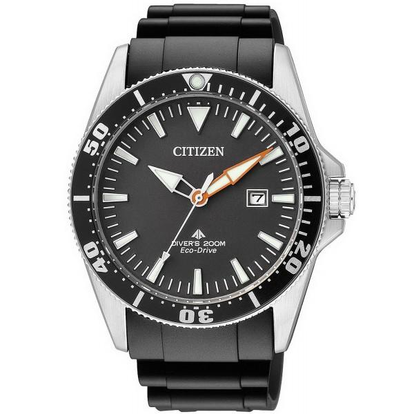Comprare Orologio da Uomo Citizen Promaster Diver's Eco-Drive 200M BN0100-42E