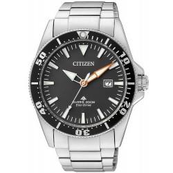 Orologio da Uomo Citizen Promaster Diver's Eco-Drive 200M BN0100-51E