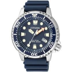 Orologio da Uomo Citizen Promaster Diver's Eco-Drive 200M BN0151-17L