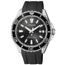Orologio da Uomo Citizen Promaster Diver's Eco-Drive 200M BN0190-15E