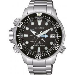 Orologio da Uomo Citizen Promaster Aqualand Eco-Drive Diver's 200M BN2031-85E