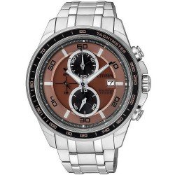 Orologio da Uomo Citizen Super Titanium Crono Eco-Drive CA0347-56W