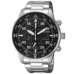 Comprare Orologio da Uomo Citizen Crono Aviator Eco-Drive CA0690-88E