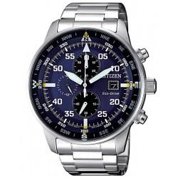 Orologio da Uomo Citizen Crono Aviator Eco-Drive CA0690-88L