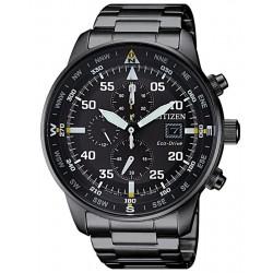 Orologio da Uomo Citizen Crono Aviator Eco-Drive CA0695-84E