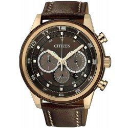 Orologio da Uomo Citizen Metropolitan Crono Eco-Drive CA4037-01W