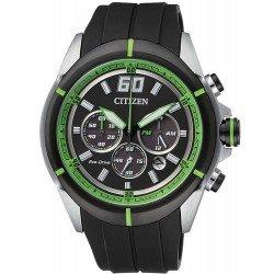 Orologio da Uomo Citizen Crono Racing Eco-Drive CA4104-05E