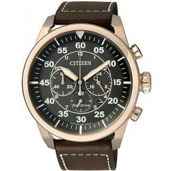 Orologio da Uomo Citizen Crono Aviator Eco-Drive CA4213-00E