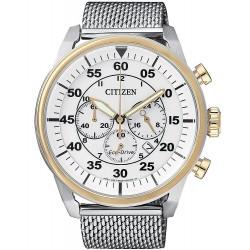 Comprare Orologio da Uomo Citizen Crono Aviator Eco-Drive CA4214-58A