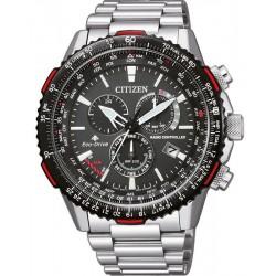 Comprare Orologio da Uomo Citizen Radiocontrollato Crono Pilot CB5001-57E