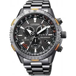 Comprare Orologio da Uomo Citizen Radiocontrollato Crono Pilot CB5007-51H