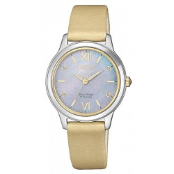 Orologio Donna Citizen Lady Super Titanio EM0724-17Y