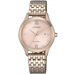 Orologio Donna Citizen Lady Eco Drive EW2533-89X