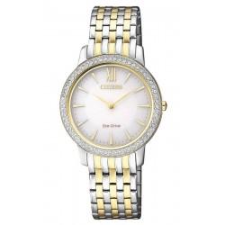 Orologio Donna Citizen Lady Eco-Drive EX1484-81A