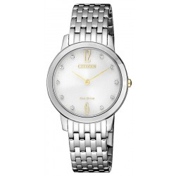 Orologio Donna Citizen Lady Eco Drive EX1498-87B