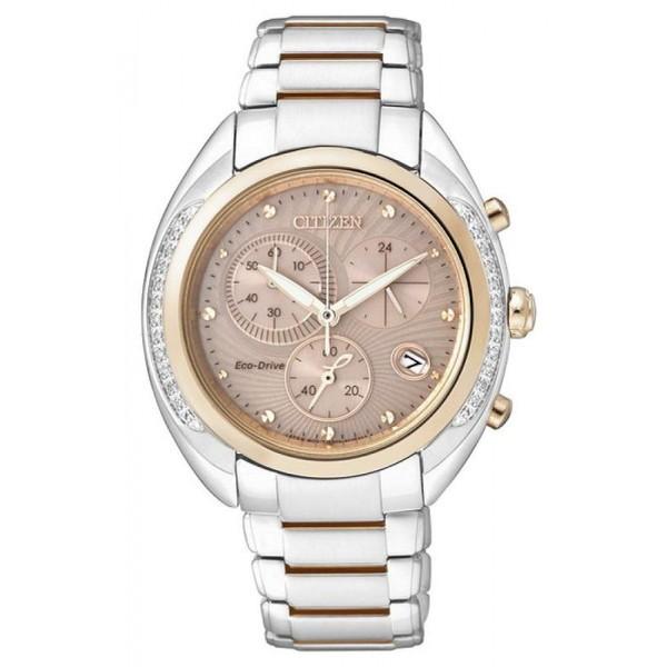 Comprare Orologio Donna Citizen Crono Lady Eco-Drive FB1385-53W
