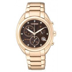 Orologio Donna Citizen Crono Lady Eco-Drive FB1395-50W