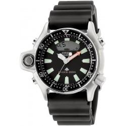 Orologio da Uomo Citizen Promaster Aqualand I Profondimetro JP2000-08E