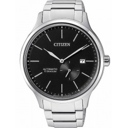 Orologio da Uomo Citizen Super Titanium Meccanico NJ0090-81E