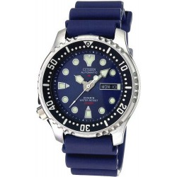 Orologio da Uomo Citizen Promaster Diver's 200M Automatico NY0040-17L