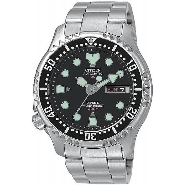 Comprare Orologio da Uomo Citizen Promaster Diver's 200M Automatico NY0040-50E
