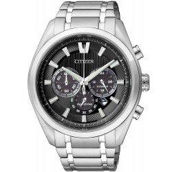 Orologio da Uomo Citizen Super Titanium Crono Eco-Drive CA4010-58E