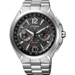 Orologio da Uomo Citizen Satellite Wave H950 Crono Eco-Drive CC1090-52E