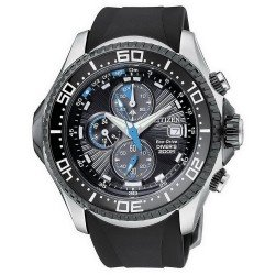 Orologio da Uomo Citizen Promaster Crono Aqualand BJ2111-08E Profondimetro