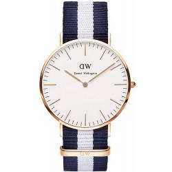 Orologio Daniel Wellington Uomo Classic Glasgow 40MM DW00100004