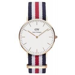 Comprare Orologio Daniel Wellington Unisex Classic Canterbury 36MM DW00100030