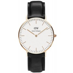 Orologio Daniel Wellington Unisex Classic Sheffield 36MM DW00100036