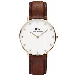 Comprare Orologio Daniel Wellington Donna Classic St Mawes 34MM DW00100075