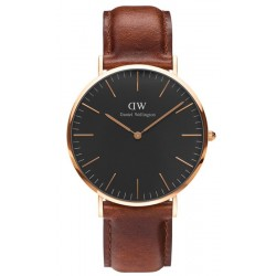 Comprare Orologio Daniel Wellington Uomo Classic Black St Mawes 40MM DW00100124