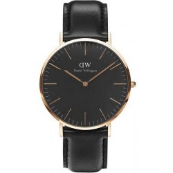Comprare Orologio Daniel Wellington Uomo Classic Black Sheffield 40MM DW00100127
