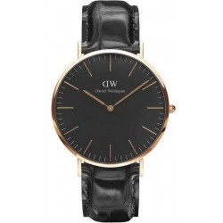 Comprare Orologio Daniel Wellington Uomo Classic Black Reading 40MM DW00100129