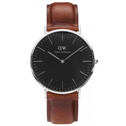 Comprare Orologio Daniel Wellington Uomo Classic Black St Mawes 40MM DW00100130
