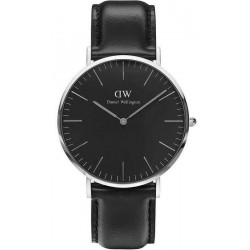 Comprare Orologio Daniel Wellington Uomo Classic Black Sheffield 40MM DW00100133