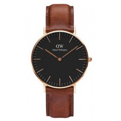 Comprare Orologio Daniel Wellington Unisex Classic Black St Mawes 36MM DW00100136