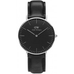 Orologio Daniel Wellington Unisex Classic Black Sheffield 36MM DW00100145